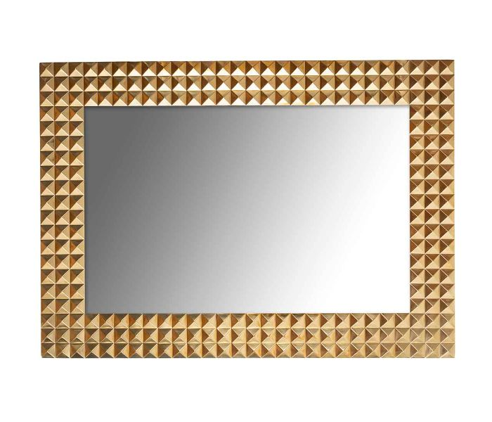 Caster Gold Mirror