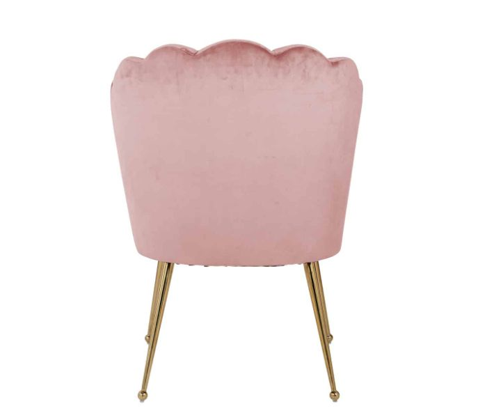 Pippa Pink Dining Chair