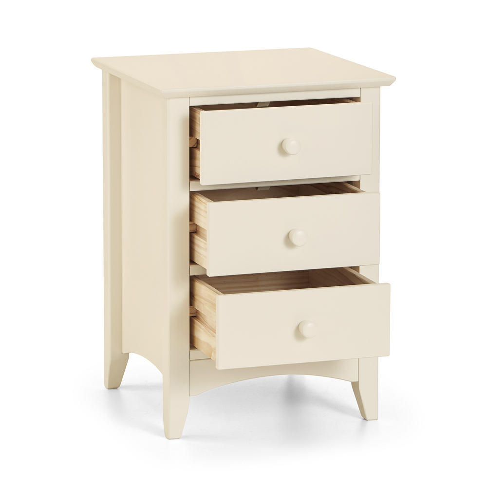 Cameo 3-Drawer Bedside Locker,  Cameo Bedside Locker, 3-Drawer Bedside Locker, bedside locker, locker, bedside drawer, bedside locker idea, bedroom, bedroom collection,  beside locker ireland, bedside locker dublin, bedside locker argos, bedside locker do
