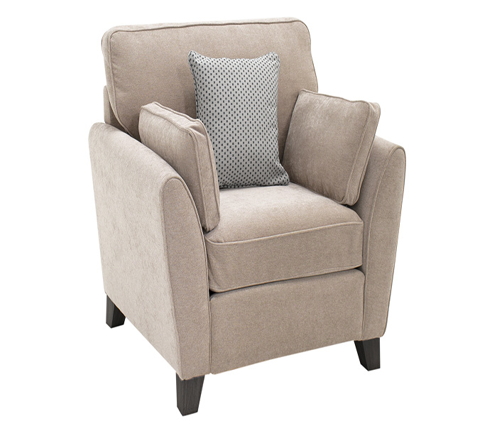Cantrell 1 Seater Sofa