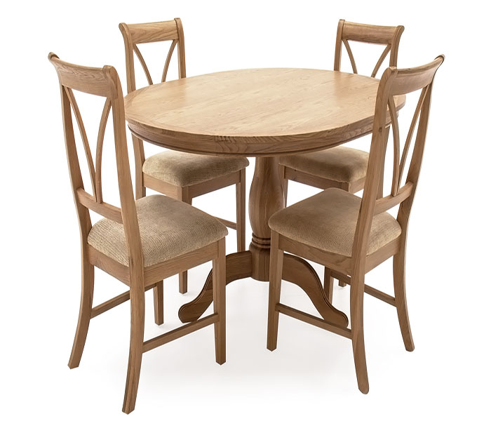 Carmen Oval Dining Set