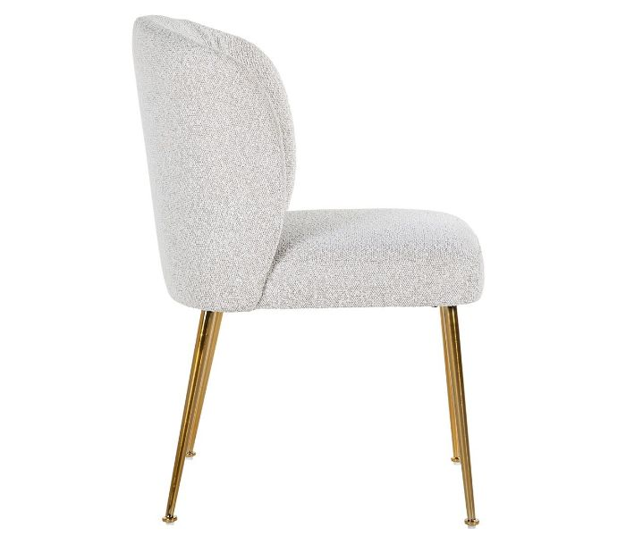 Cannon White Dining Chair