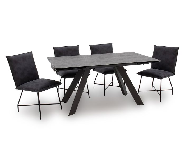 Flavia Extending (1600-2400mm) Dining Table