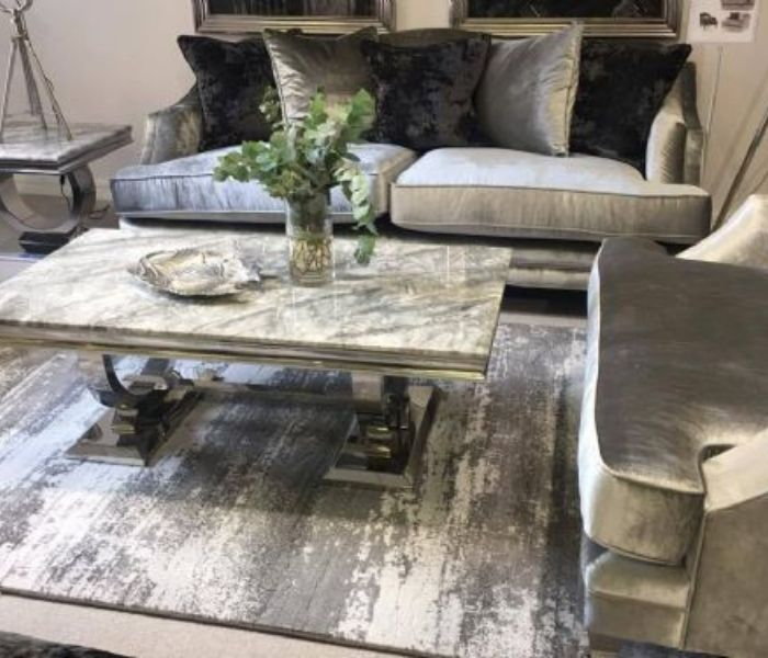 Ariana Grey Coffee Table