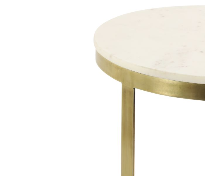 Perlato Side Table- Set of 2