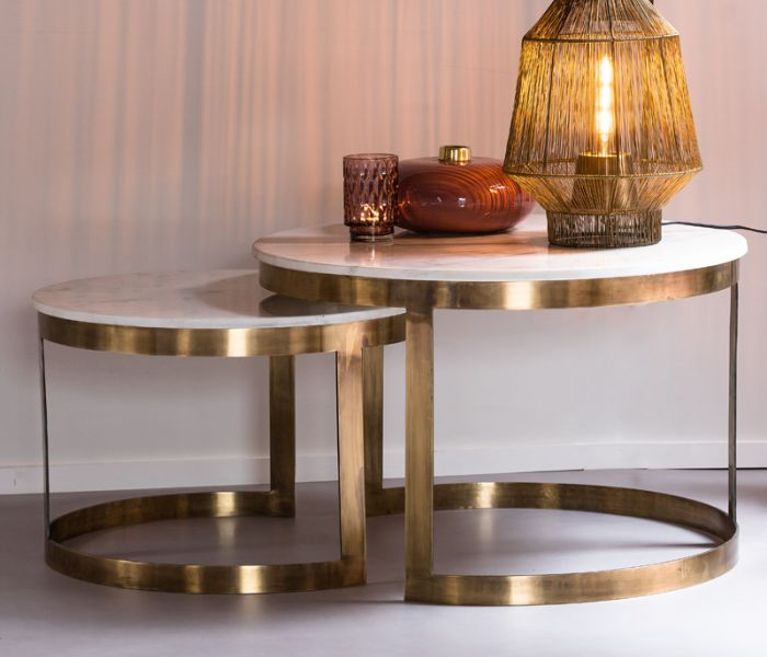Perlato Coffee Table