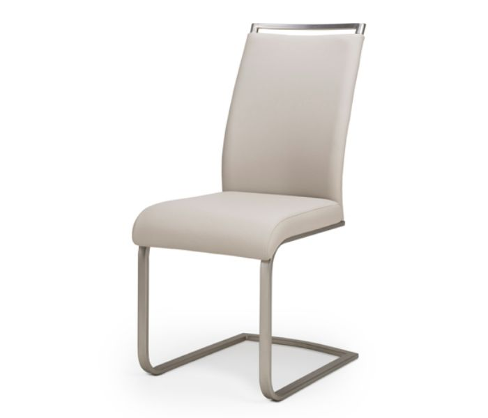 Franklin Taupe Dining Chair