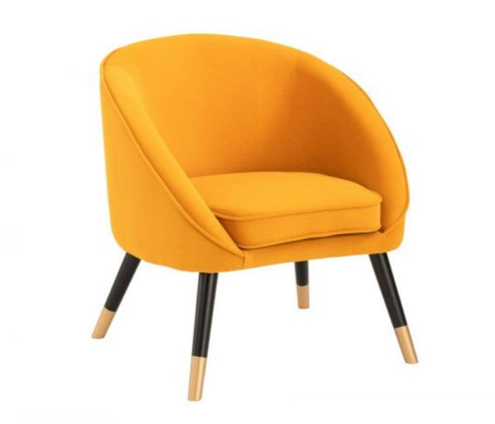 Oakley Mustard Chair
