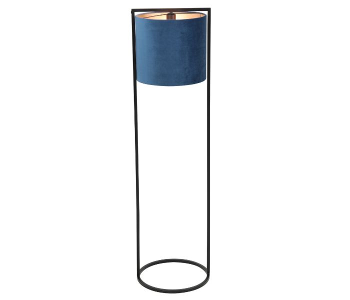 Santos Blue Floor Lamp