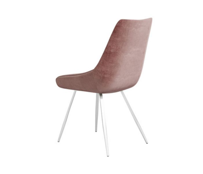 Lanna Pink Dining Chair