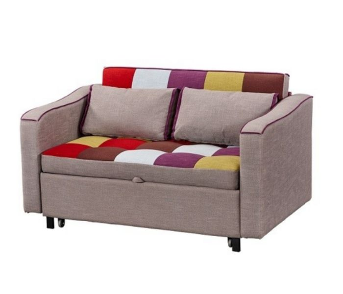 Aspen Multicolor Sofa Bed