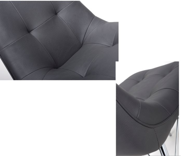 Tampa Grey Dining Chair