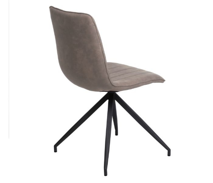 Isaac Taupe Dining Chair