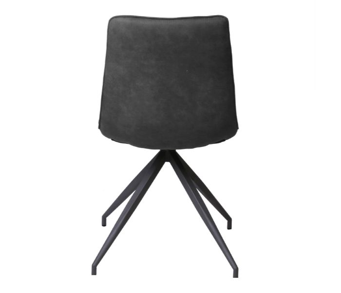 Isaac Charcoal Dining Chair