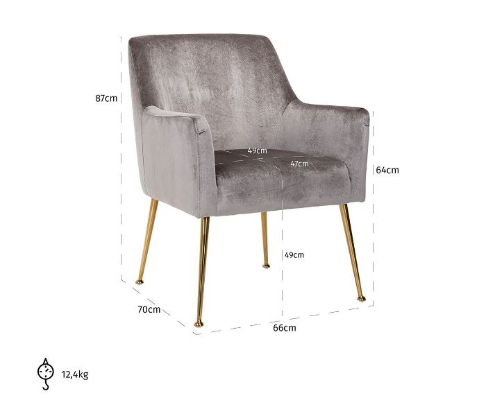 Harper Stone Dining Chair