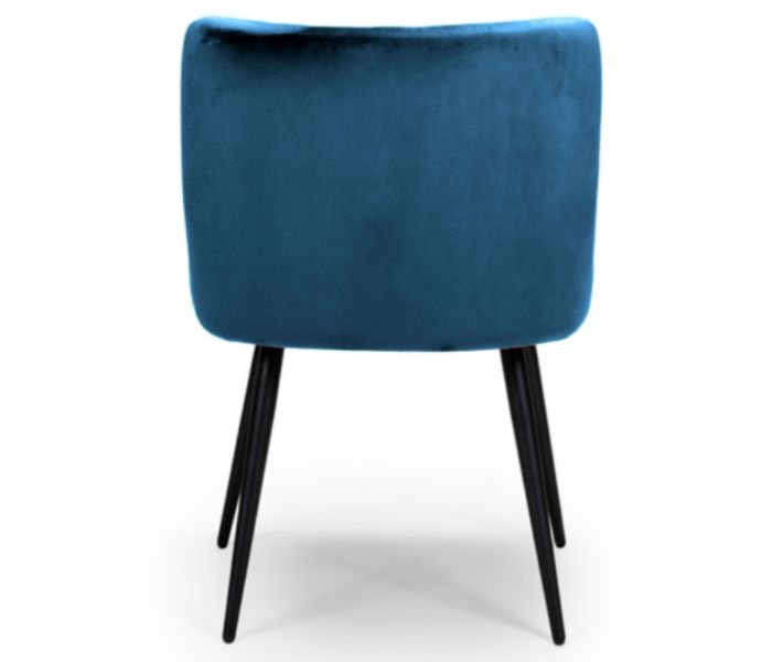 Malmo Blue Dining Chair