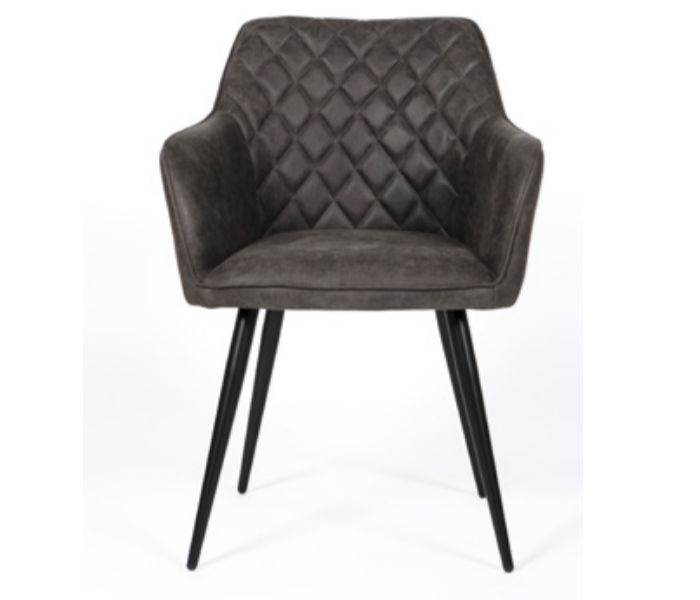 Charlie Carver Grey Dining Chair
