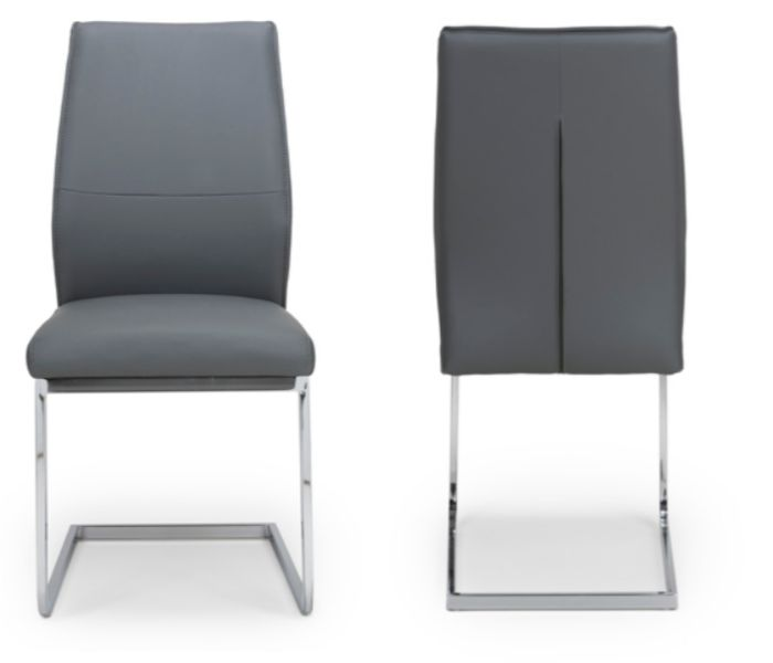 Seattle Grey Dining Chair