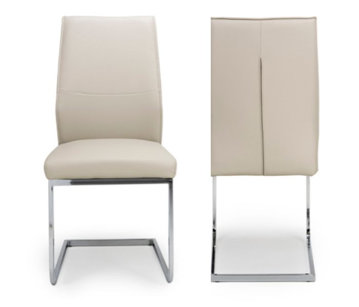 Seattle Taupe Dining Chair