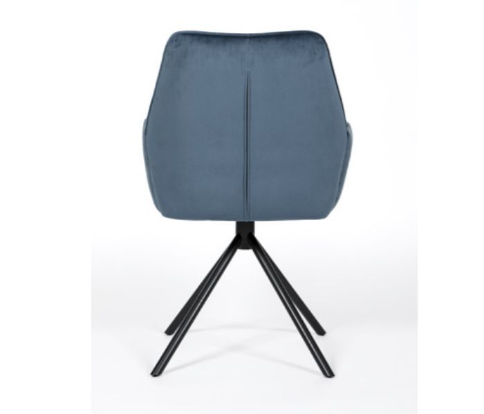 Uno Blue Dining Chair