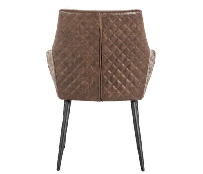 Chrissy PU Leather Dining Chair