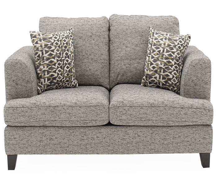 Etta 2 Seater Sofa-Grey
