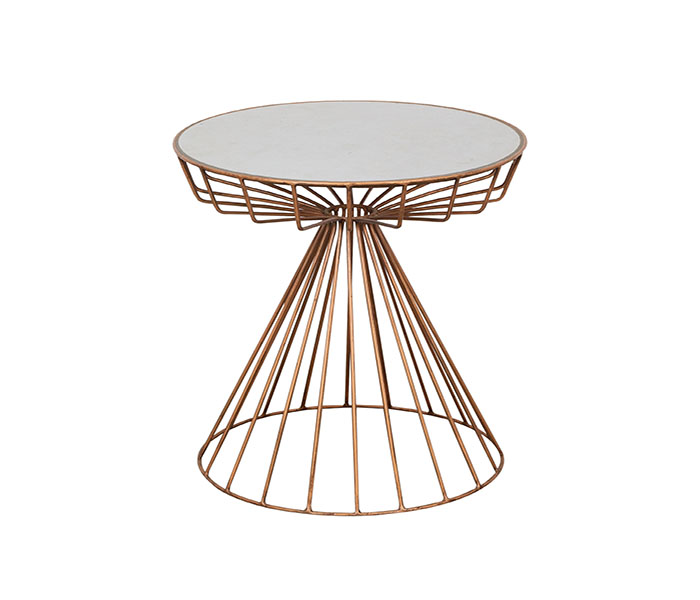 Gatsby Birdcage side Table