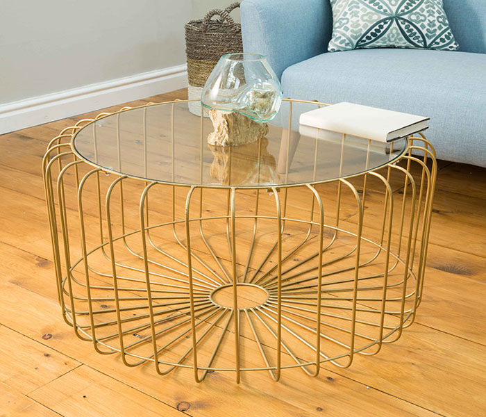 Gatsby Birdcage Coffee Table