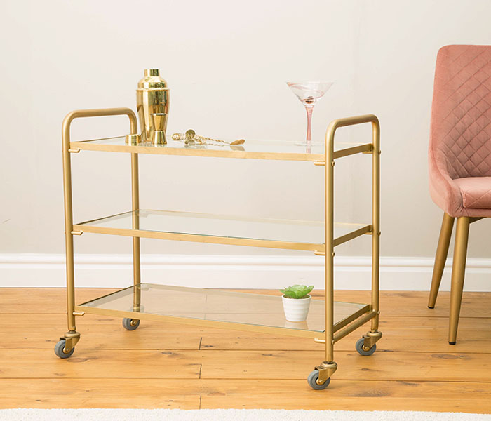 Gatsby Drinks Trolley