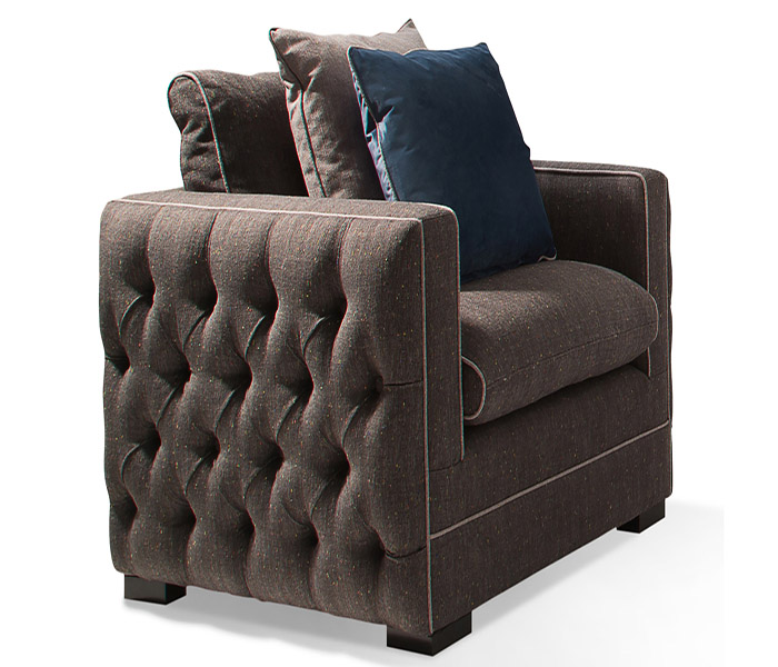 Ivy 1 Seater Sofa