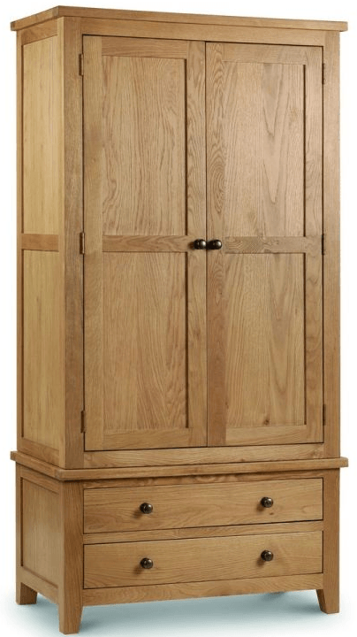 Marlborough 2-Door Combi Wardrobe