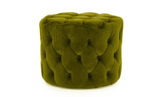 Perkins Moss Foot Stool
