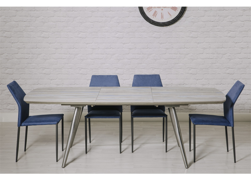 Soho Extending Dining Table: 1600-2200 mm