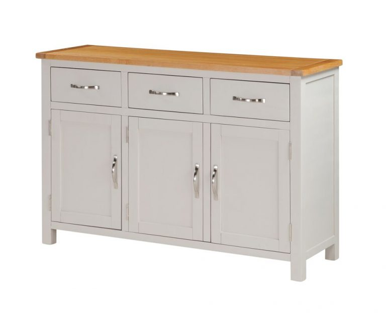 Hartford Painted 3-Door Sideboard