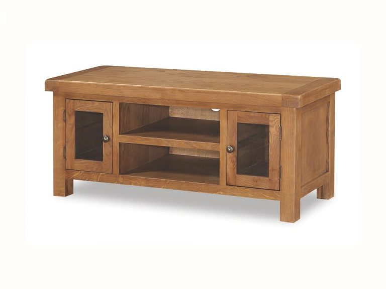 Harvest Oak TV Unit- Large