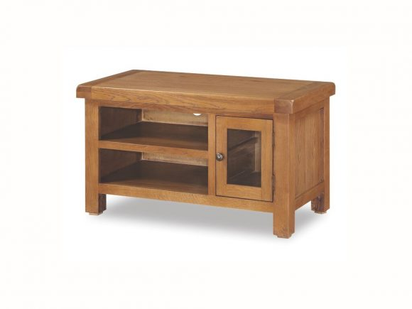 Harvest Oak TV Unit- Small