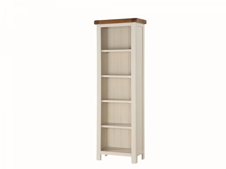 Heritage Tall Slim Bookcase