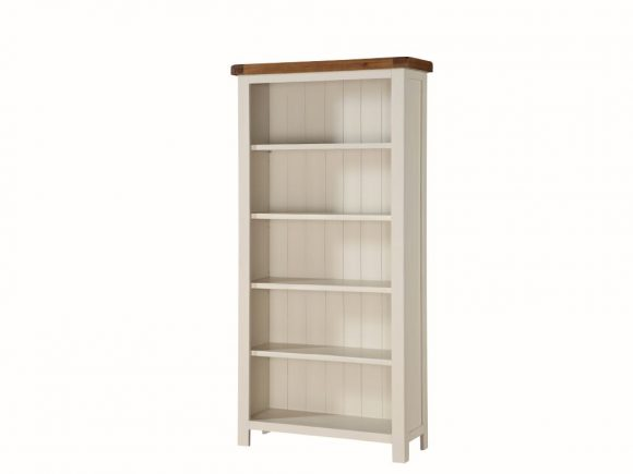 Heritage Tall Wide Bookcase