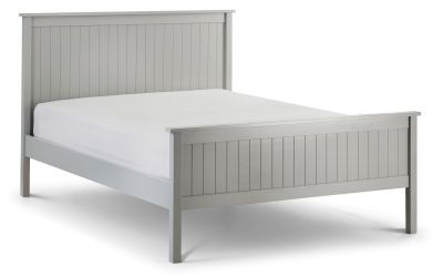 4'6 Maine Bedframe, grey bed, 4'6 Maine Bed, Maine Bedframe, Maine Bed, beds, bed,double bed, double beds for sale,double bed, beds for sale, bed dublin, beds ireland, bedroom, bedroom collection, bedroom interior