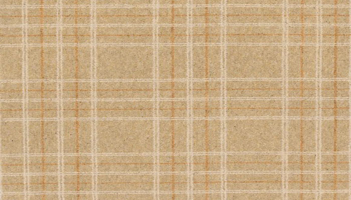Brintons Pure Living Mandarin Plaid Carpet