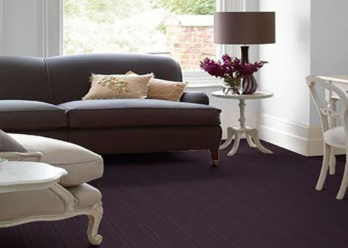 Brintons Pure Living Urban Cord Carpet room view