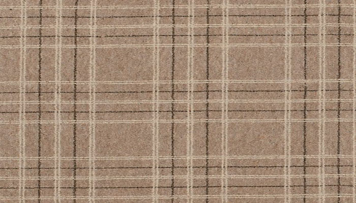 Brintons Pure Living Earth Plaid Carpet