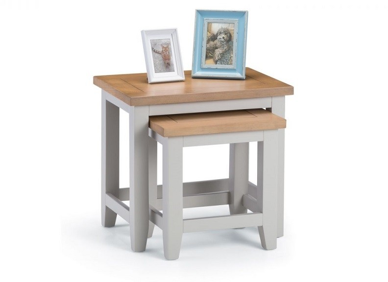 Richmond Grey Nest Tables